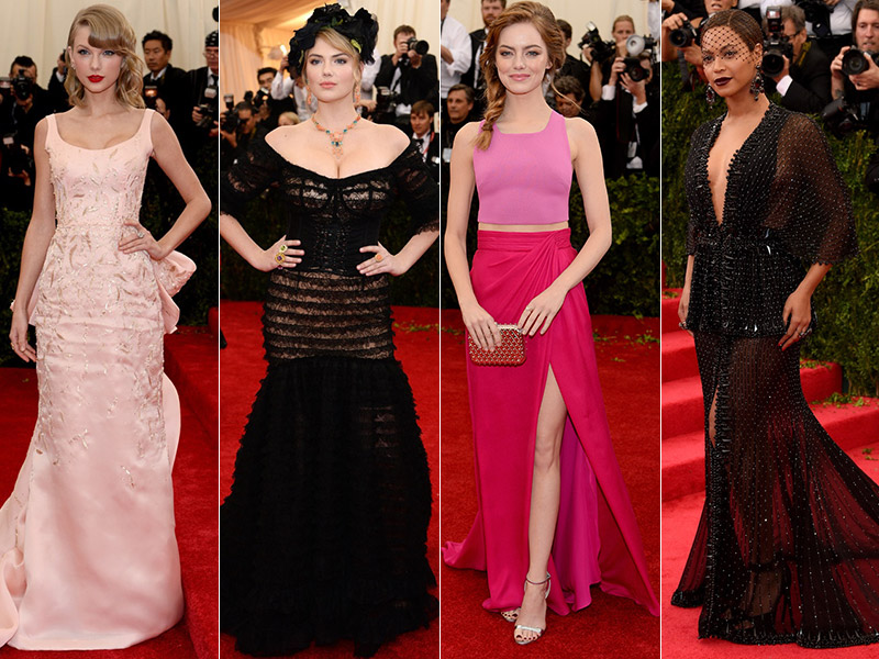 met gala 2014 fashion roundup 2014 Met Gala Red Carpet Looks