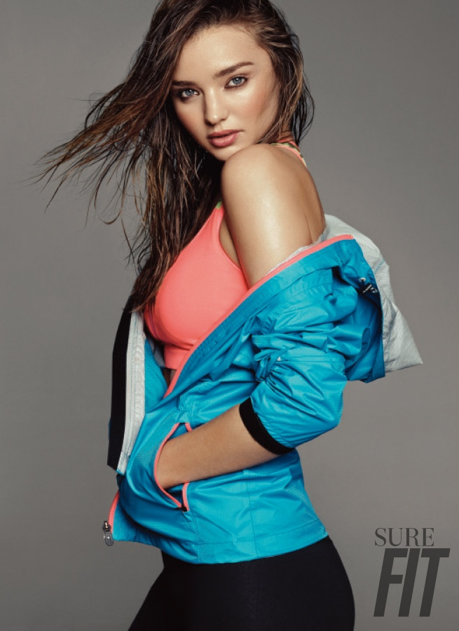 What is Miranda Kerr's 15 Minute Workout Plan?
