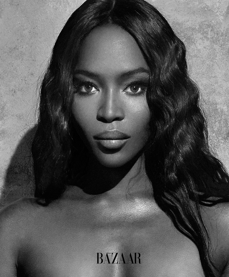 naomi campbell 2014 photo shoot7 Naomi Campbell Stuns in Bazaar Vietnam Shoot by An Le