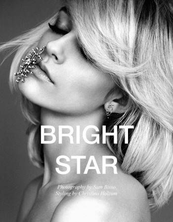 "FGR Exclusive | Noa by Sam Bisso in ""Bright Star"""