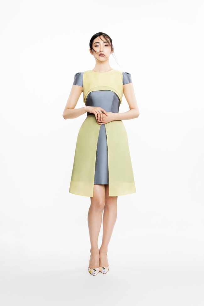 phuong my spring 2014 collection32 Phuong My Delivers Pretty Pastels for Spring 2014 Collection