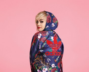 Rita Ora Collaborates with adidas Originals for Fall Collection
