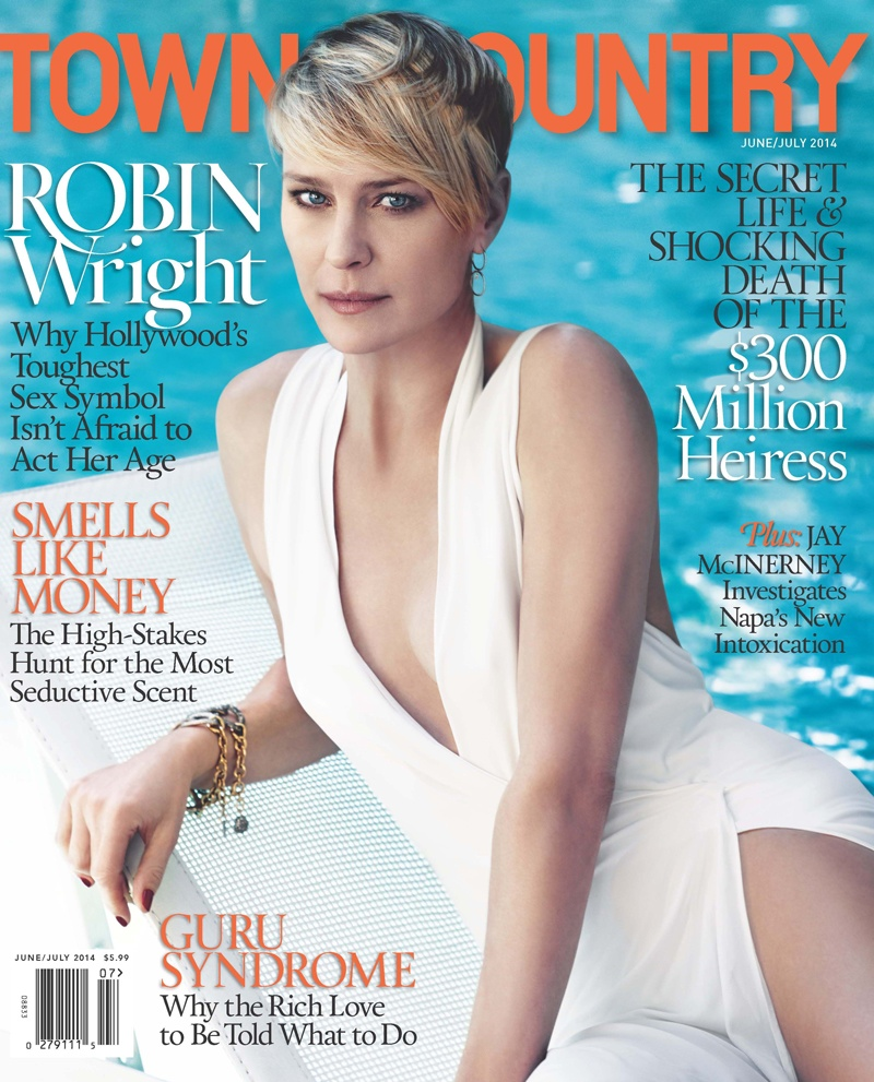 robyn wright 2014 4 Robin Wright Stars in Town & Country, Talks Aging without Plastic Surgery