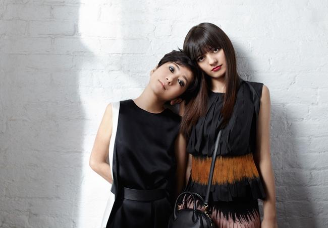 Hanayo and Tenko Nakajima