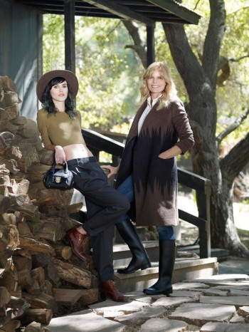 Salvatore Ferragamo Launches Fiamma Handbag with Langley Fox, Mariel Hemingway + More