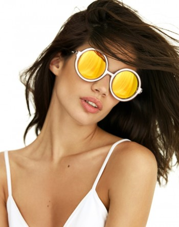 Sara Sampaio Lands REVOLVE Clothing's Summer '14 Catalogue