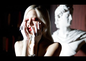 Watch: Soo Joo Park Falls in Love with a Statue for Vs. Magazine