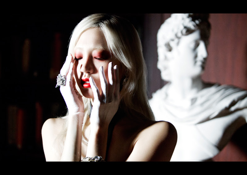 soo joo statue film vs Watch: Soo Joo Park Falls in Love with a Statue for Vs. Magazine