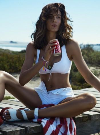 Jenna Pietersen is Beach Ready for Myself Shoot by Daniella Midenge