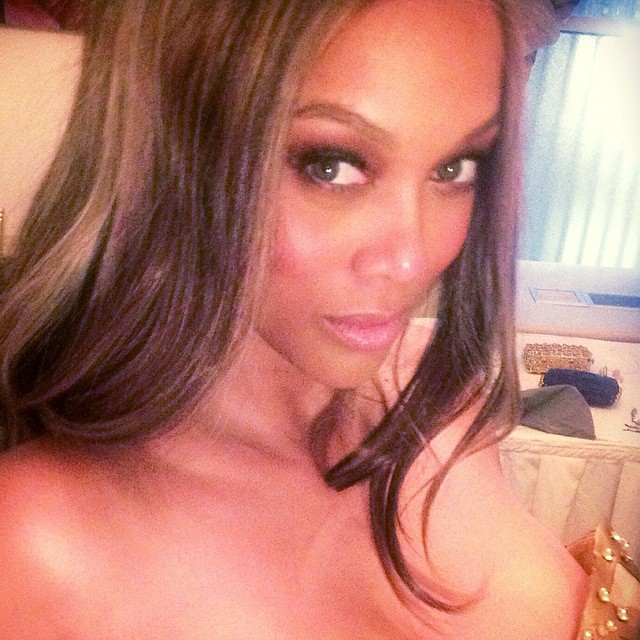 Tyra Banks. Photo: Instagram