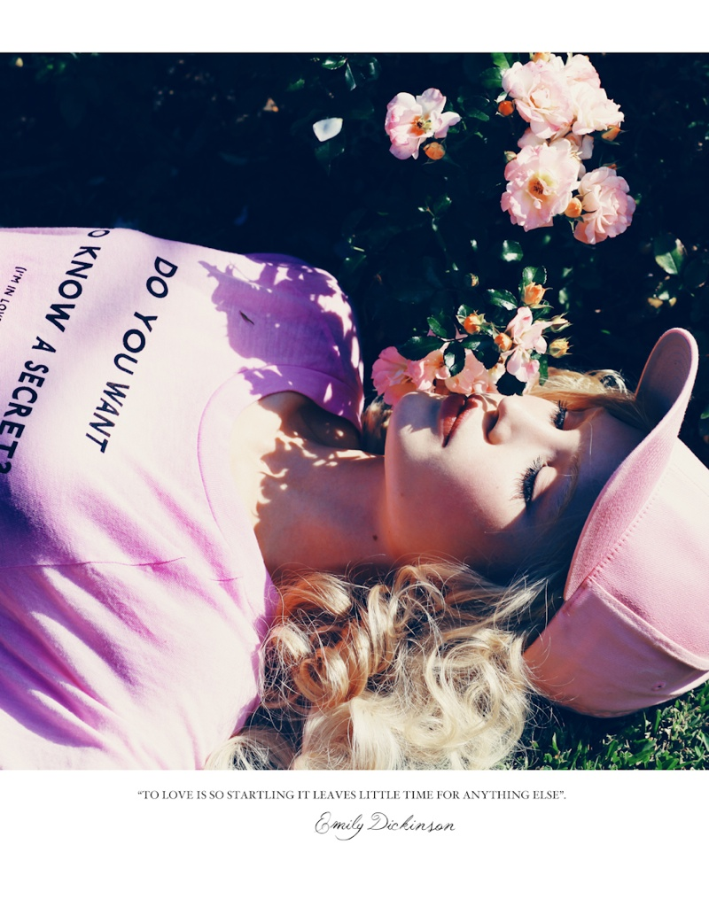 wildfox couture summer 2014 collection9 Queeny + Camilla Star in Wildfox's Dreamy Summer 14  Shoot by Mark Hunter