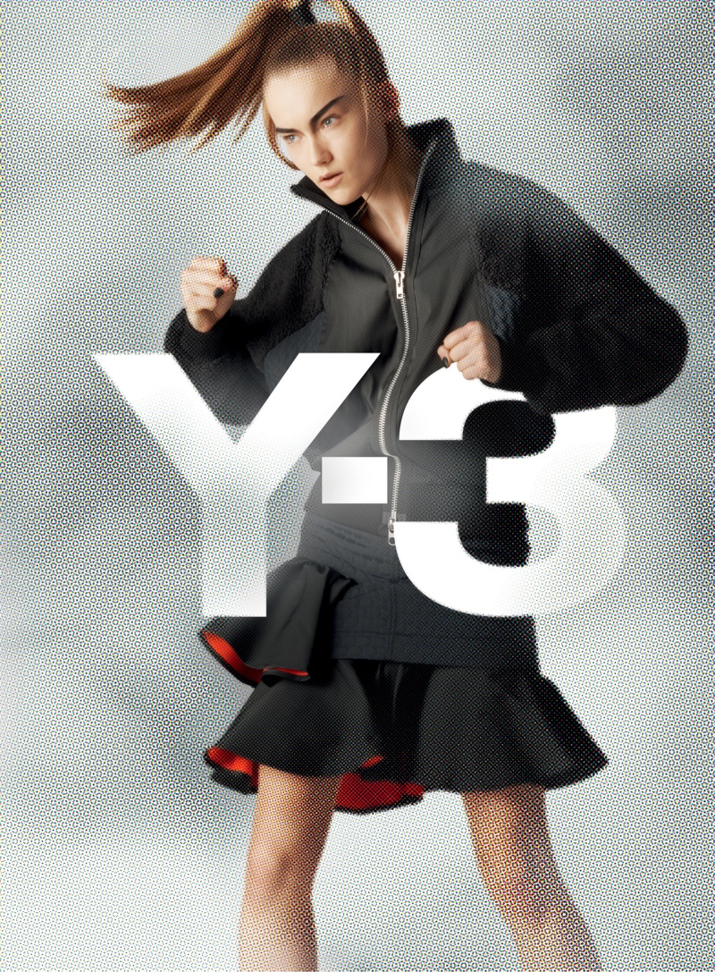 y3 fall winter 2014 campaign 1 Y 3 Launches Fall Superhero Inspired Campaign