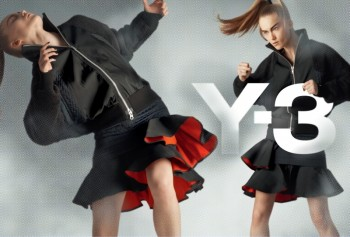 Y-3 Launches Fall Superhero Inspired Campaign