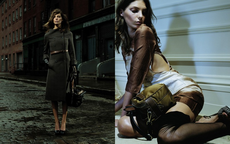 Prada Fall Winter 2003 Campaign4 800x500 Pradasphere: Explore the Brand's Campaigns from 1987 to Today