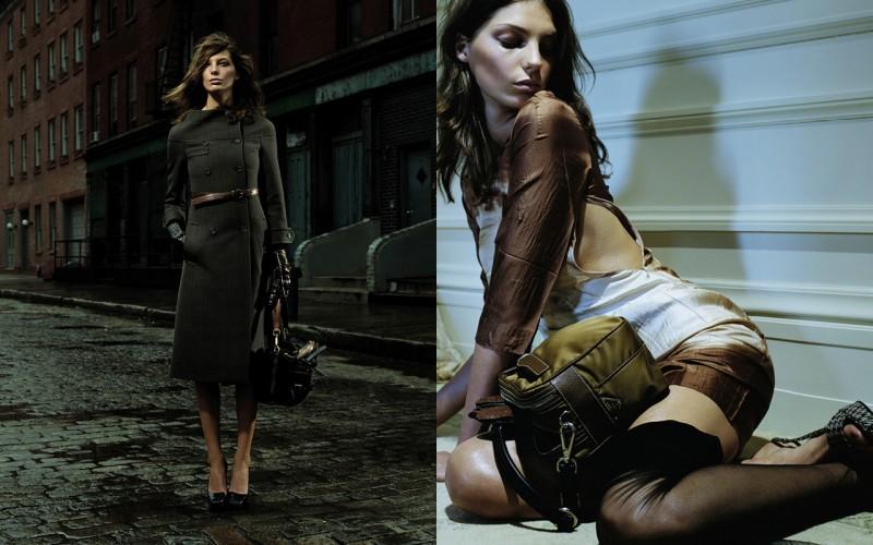 Prada Spring/Summer 2001 Campaign with Daria Werbowy