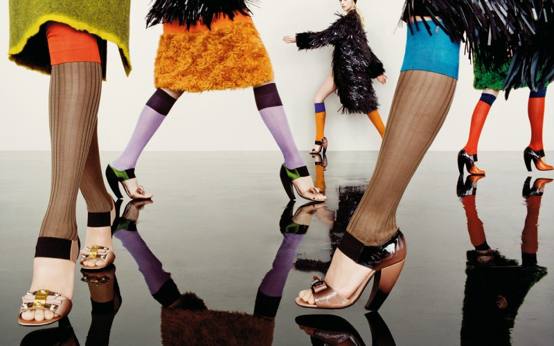 Prada Fall Winter 2007 Campaign1 800x500 Pradasphere: Explore the Brand's Campaigns from 1987 to Today