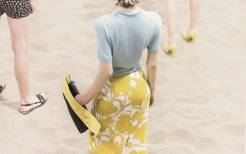 Prada Spring/Summer 2001 Campaign