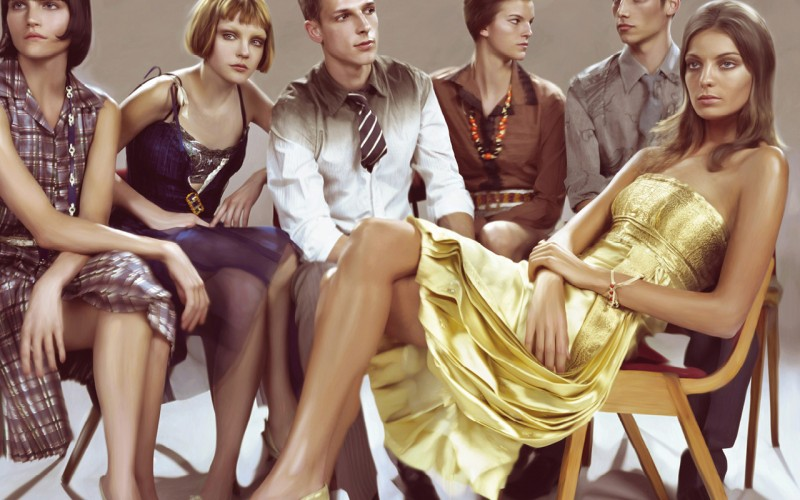 Prada Spring Summer 2004 Campaign3 800x500 Pradasphere: Explore the Brand's Campaigns from 1987 to Today