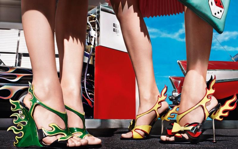 Prada Spring/Summer 2012 Campaign