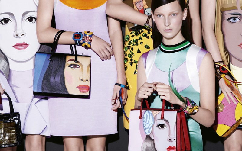 Prada Spring Summer 2014 Campaign4 800x500 Pradasphere: Explore the Brand's Campaigns from 1987 to Today