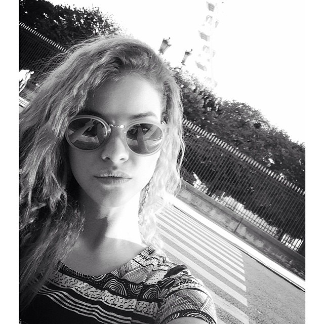 barbara sunglasses Instagram Photos of the Week | Barbara Palvin, Miranda Kerr + More Models