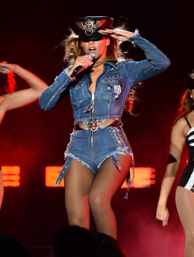 Beyonce is NOT a Style Icon (Says the New York TImes)