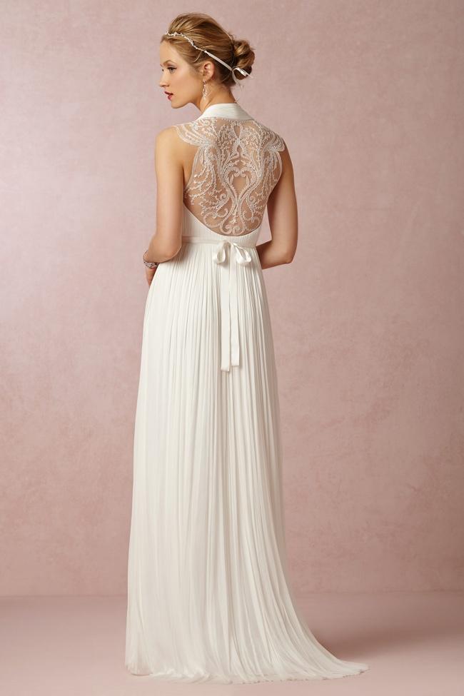 2nd Wedding Dresses Informal 63 Fabulous bhldn fall wedding dresses
