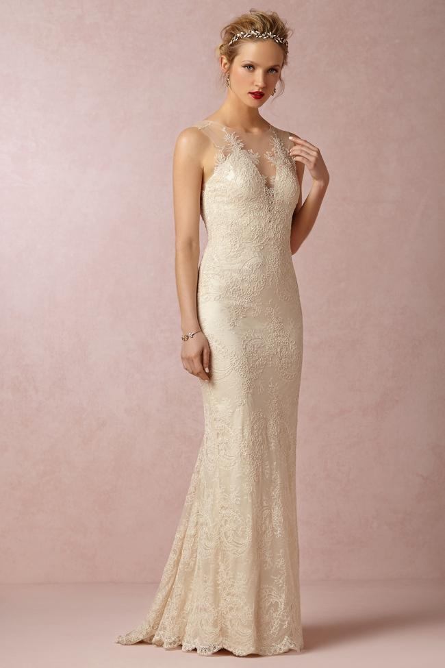 2nd Wedding Dresses Informal 85 Cute bhldn fall wedding dresses