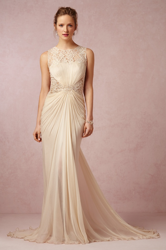 2014 Wedding Dresses For Fall BHLDN Fall As the summer