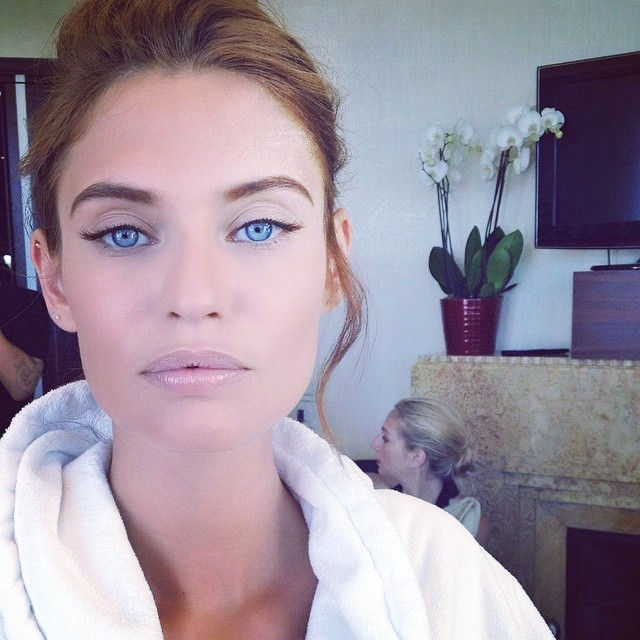 bianca balti beauty Pretty Faces: 15 Model Beauty Selfies