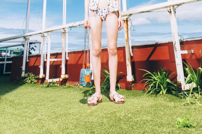 bimba y lola swimwear 2014 2 Mix Print: Bimba Y Lola Launches Summer Swim Line