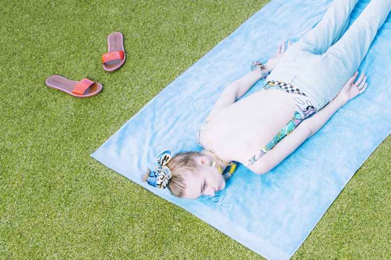 bimba y lola swimwear 2014 7 Mix Print: Bimba Y Lola Launches Summer Swim Line