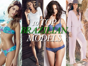 10 Brazilian Fashion Models: From Gisele to Adriana