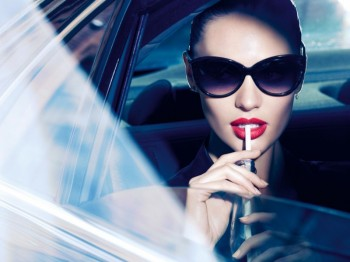 Candice Swanepoel Wows in New Max Factor Campaign