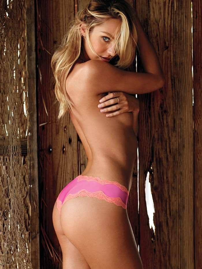 candice swanepoel victorias secret lingerie16 Candice Swanepoel Stuns in Victoria's Secret Lingerie Shoot