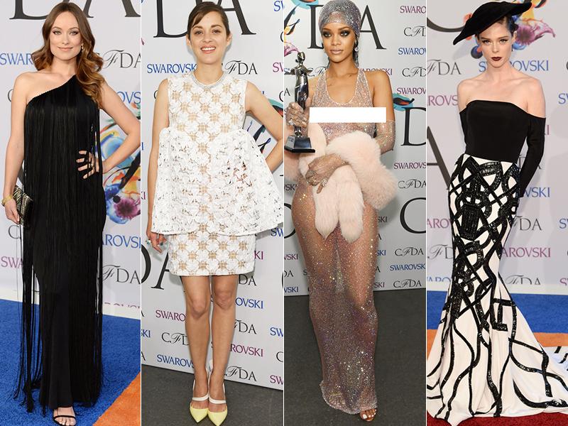 CFDA Awards Style: Rihanna, Olivia Wilde, Coco Rocha + More