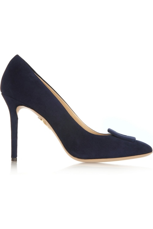 charlotte olympia 9 to 5 shoes Shoe Spotting: Charlotte Olympia's '9 till 5' Collection Perfect for Work