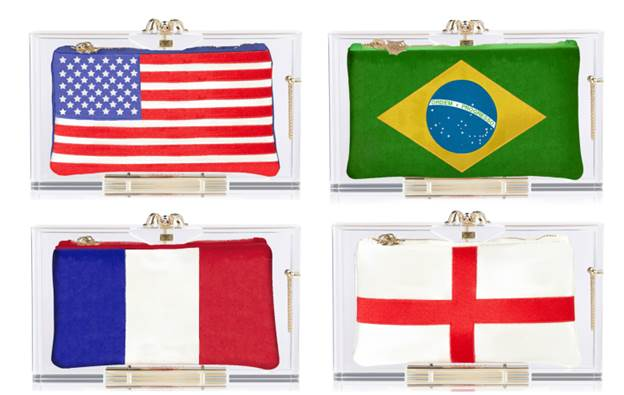 Charlotte Olympia Celebrates 2014 World Cup with Capsule Collection