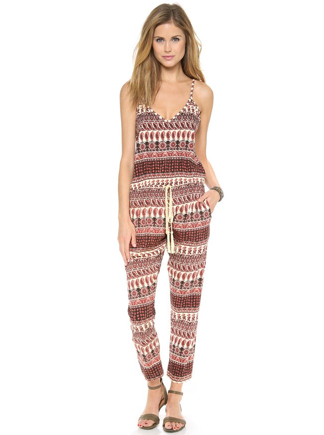 cleobella sloane jumpsuit Daily Find: Cleobella's Sloane Jumpsuit, Perfect for Summer Weather