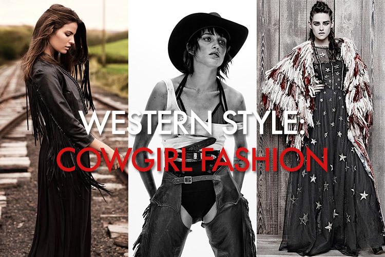 Western Style: 11 Cowgirl Fashion Shoots
