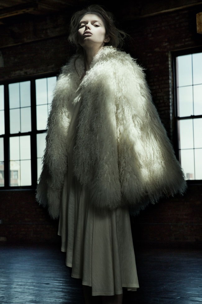 danica zheng designs5 Shades of Pale: Danica Zhengs Fall/Winter 2015 Collection