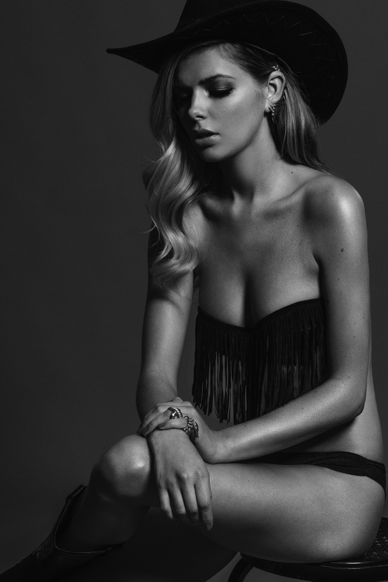 danielle knudson model11 FGR Exclusive | Danielle Knudson by Fernando Gomez in Rodeo Girl