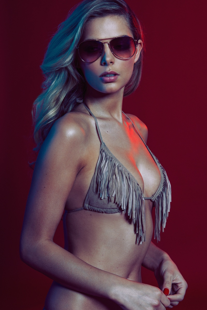 danielle knudson model3 FGR Exclusive | Danielle Knudson by Fernando Gomez in Rodeo Girl