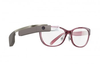Geek Chic! Diane von Furstenberg Designs Google Glass Frames