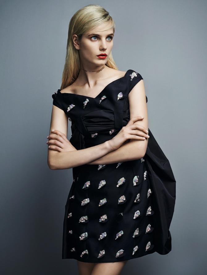 dior couture hong kong7 Its Dior, Darling: Anmari Botha Models Couture for Tatler Hong Kong
