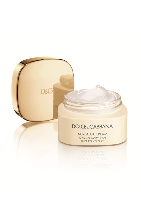 dolce gabbana skincare cream Dolce & Gabbana Now Have a Skin Care Line
