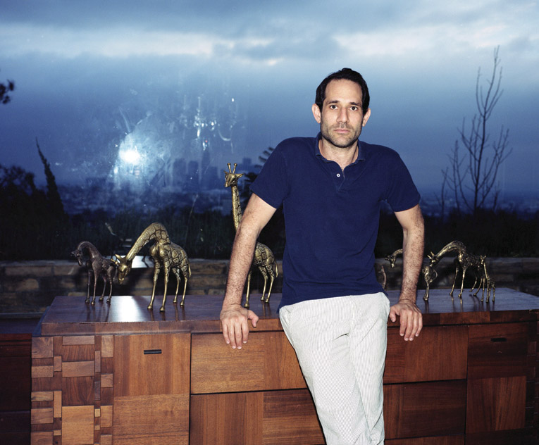 dov charney american apparel portrait American Apparel CEO Dov Charney Ousted Due to Alleged Misconduct