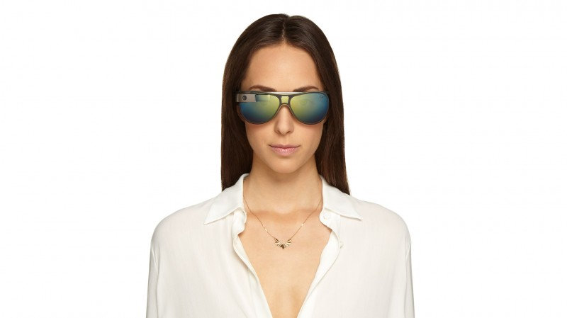 dvf google glass net a porter3 800x449 Shop the DVF x Google Glass Collection