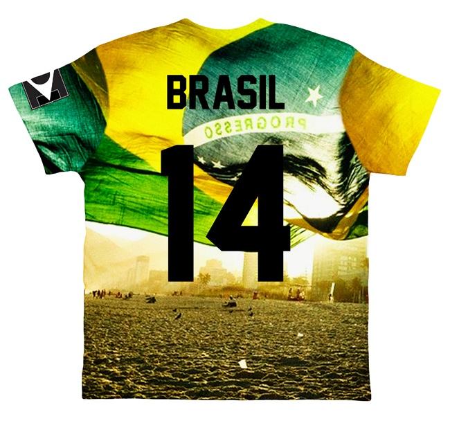 Brazil (back)