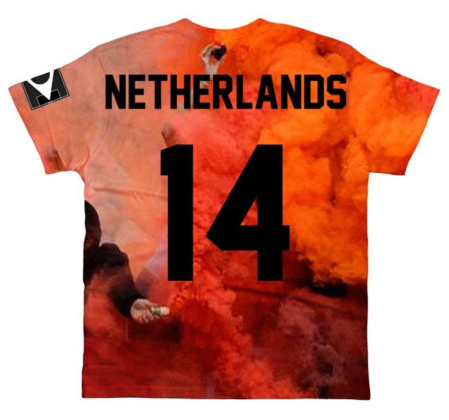 Netherlands (back)